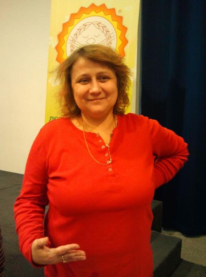 Елена Педина